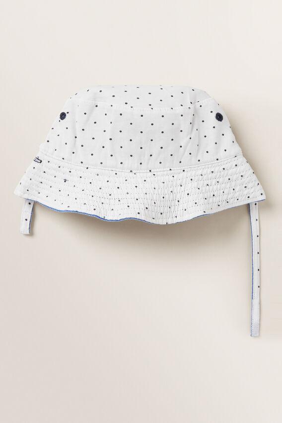 Reversible Denim Sun Hat  CHAMBRAY  hi-res