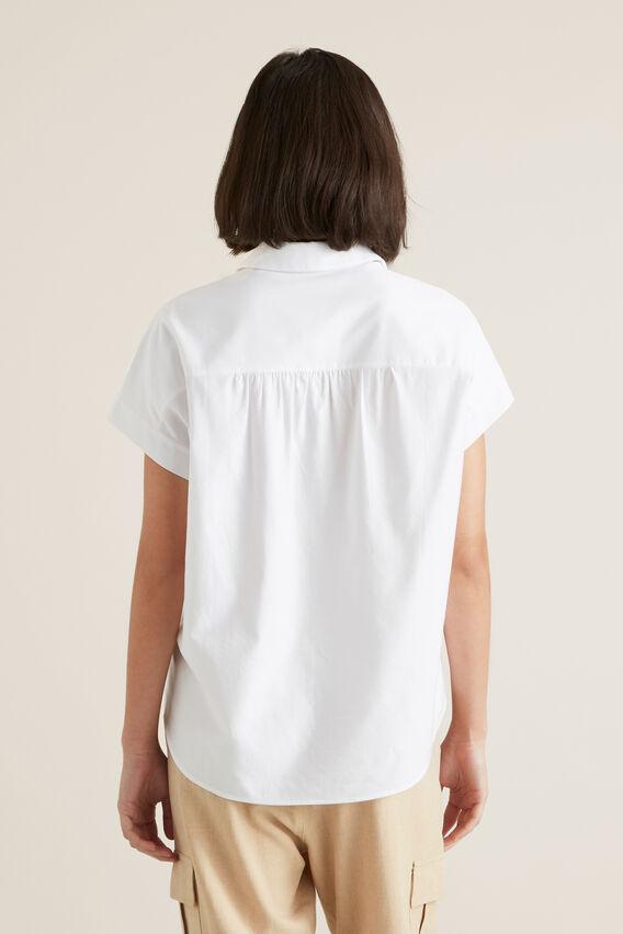 Short Sleeve Shirt  WHISPER WHITE  hi-res
