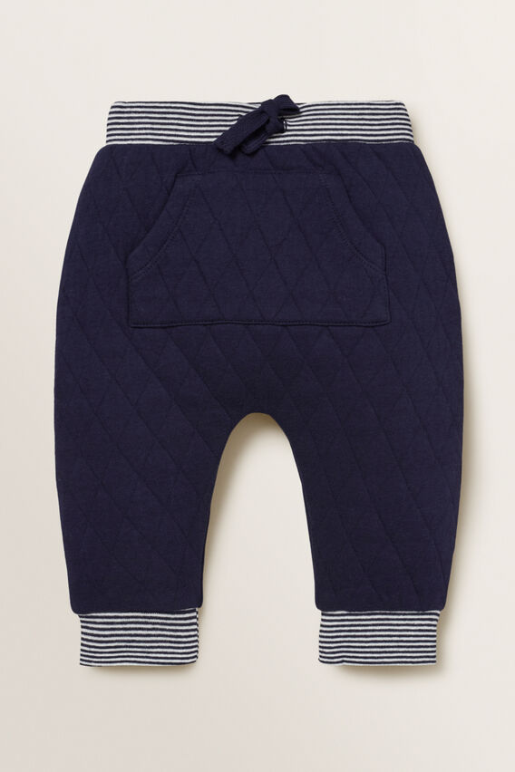 Double Knit Trackpant  MIDNIGHT BLUE  hi-res