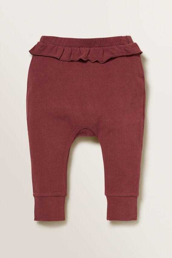 Frill Legging  RUBY RED  hi-res