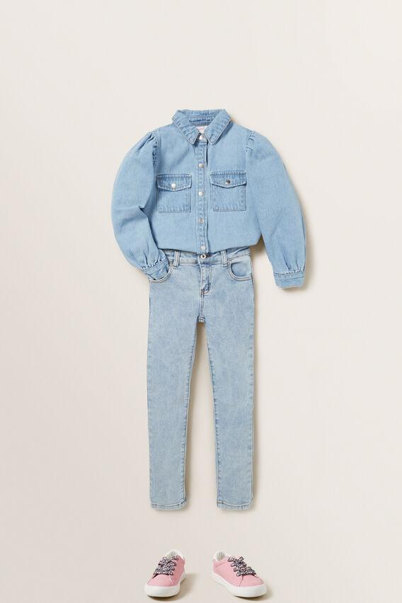 Favourite Jeans  WASHED BLUE  hi-res
