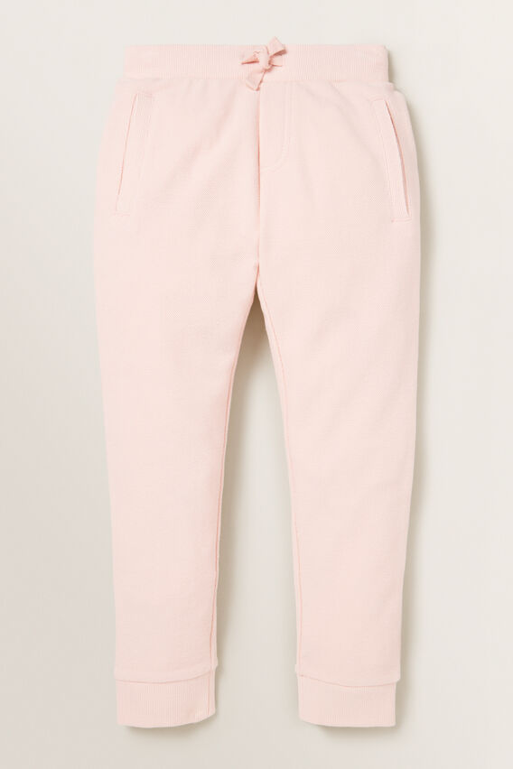 Pique Trackie  DUSTY ROSE  hi-res