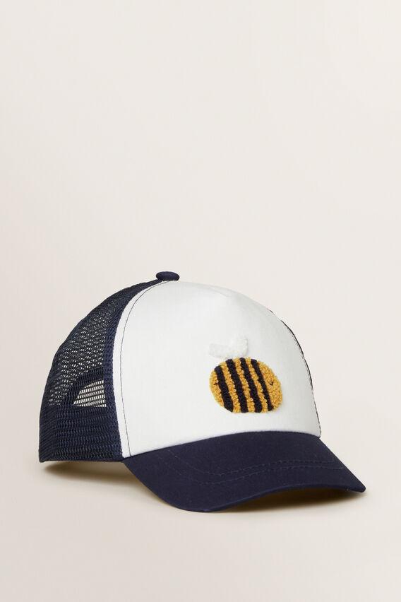 Bee Cap  MIDNIGHT BLUE  hi-res