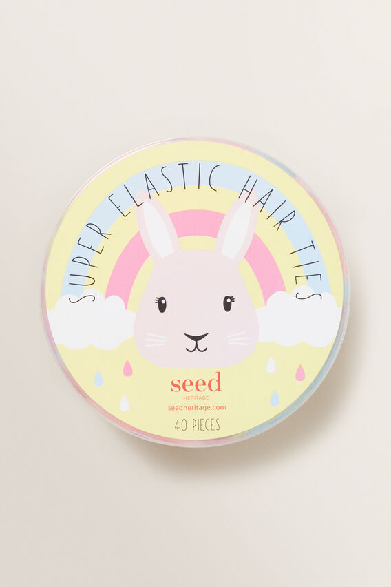 Bunny Super Elastic Hair Tie  MULTI  hi-res