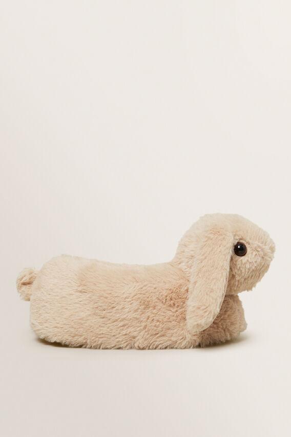 Bunny Slipper  BEIGE  hi-res