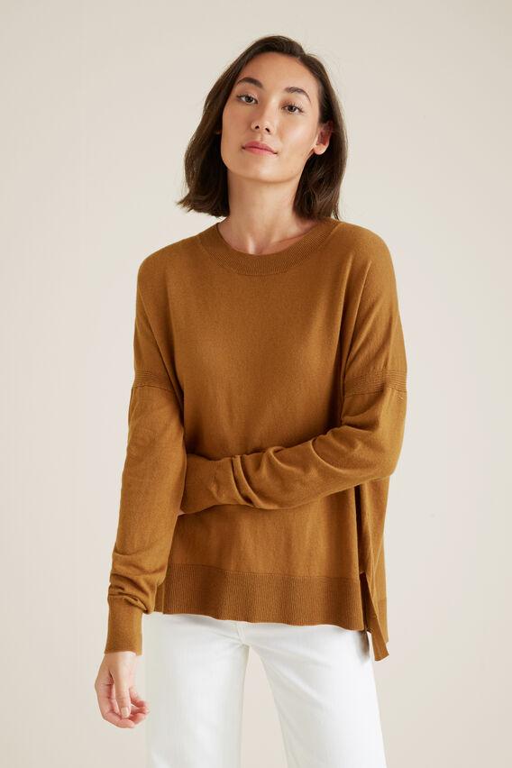 Hi Lo Sweater  SPICE  hi-res