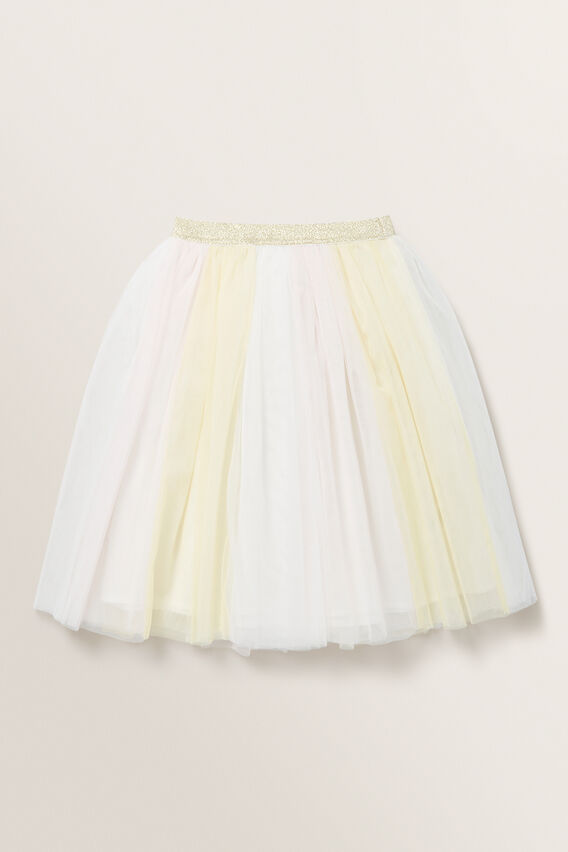 Rainbow Midi Tutu Skirt  MULTI  hi-res