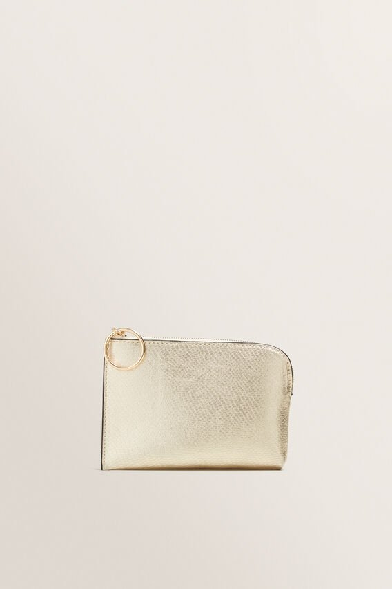 Nico Pouch  GOLD  hi-res