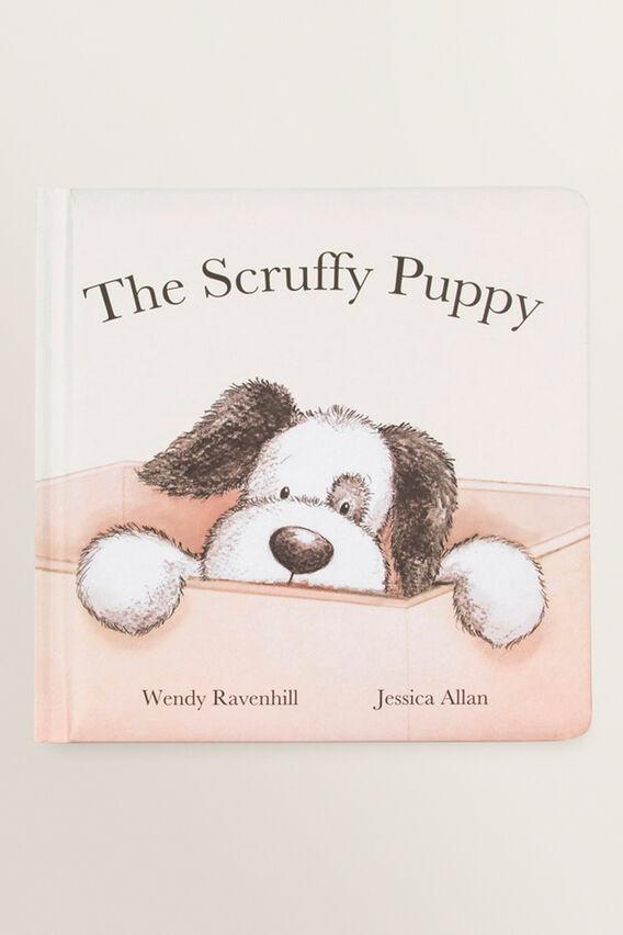 The Scruffy Puppy Book  MULTI  hi-res