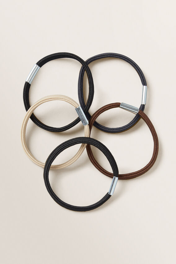 Hair Elastic Bundle  NATURAL  hi-res