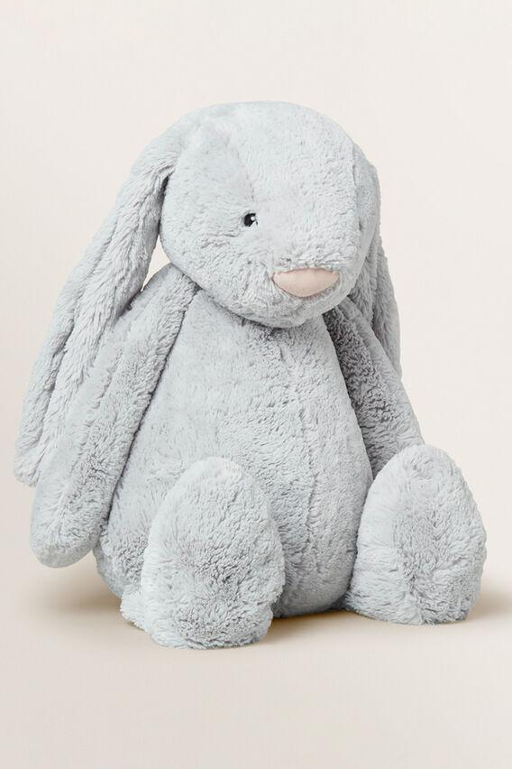 Giant Bashful Bunny  SILVER  hi-res