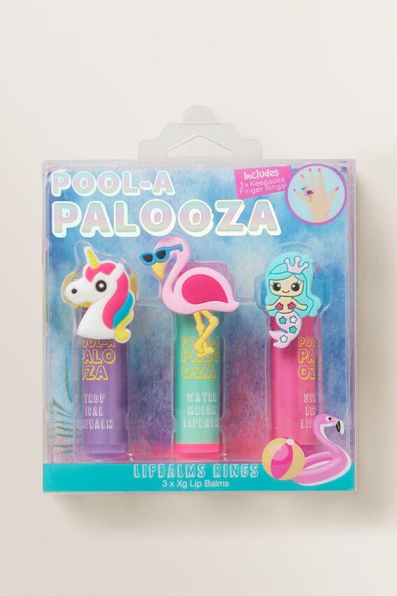 Pool-A-Palooza Lipbalm Pack  MULTI  hi-res
