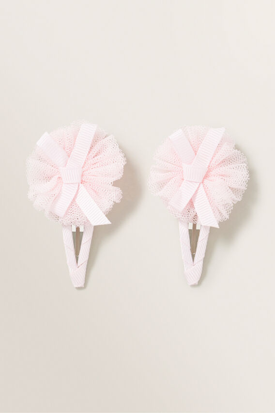 Tulle Snaps  ICE PINK  hi-res