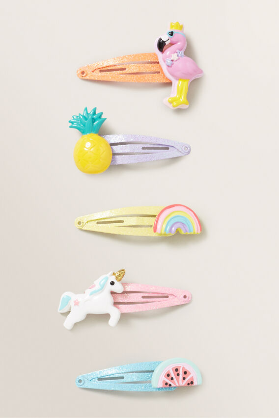 Unicorn Rainbow Multi Pack  MULTI  hi-res