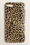 Printed Phone Case 7/8 Plus, LEOPARD, hi-res