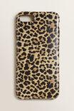 Printed Phone Case X/XS, LEOPARD, hi-res