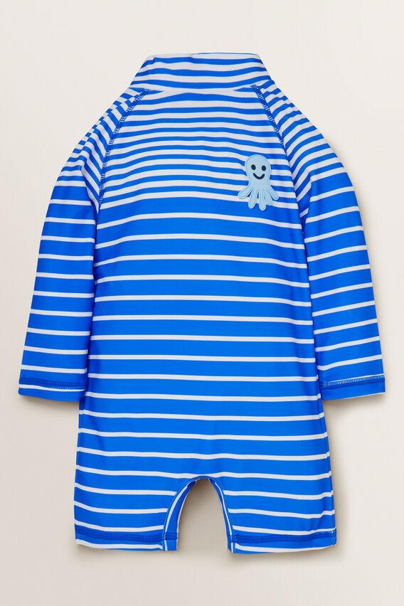 Stripe Rashsuit  BLUE CRUSH  hi-res