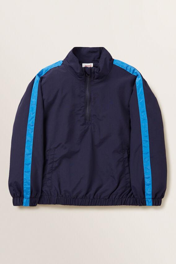Sporty Spray Jacket  MIDNIGHT BLUE  hi-res