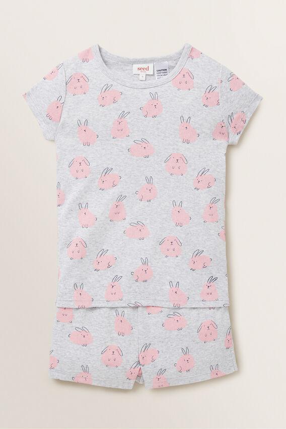 Cute Bunny Pyjamas  CLOUD  hi-res