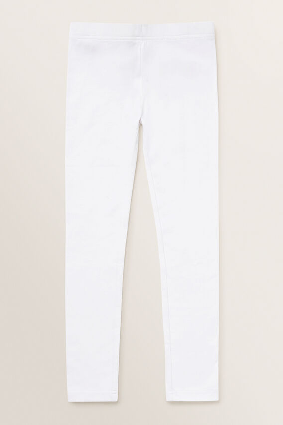 Basic Legging  WHITE  hi-res