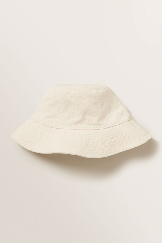 Bucket Hat  OATMEAL  hi-res
