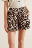 Zebra Print Short  ZEBRA PRINT  hi-res