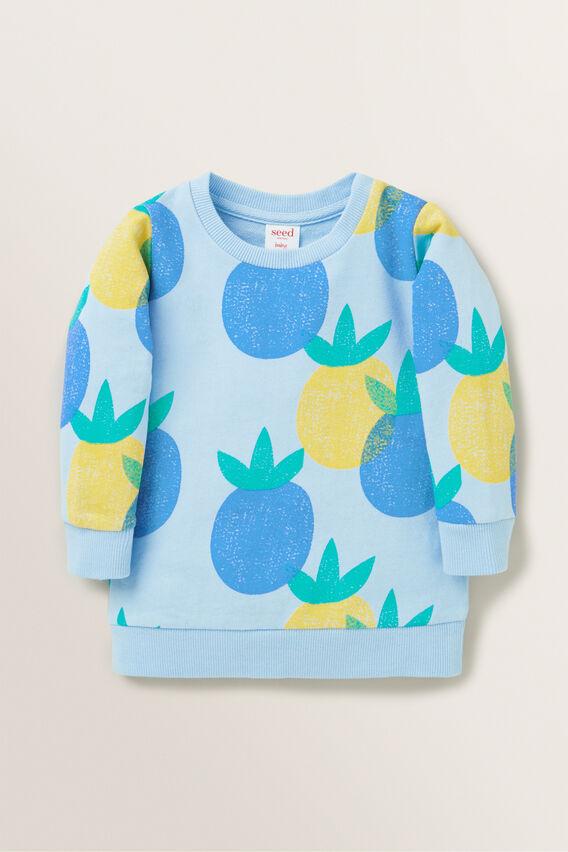 Pineapple Windcheater  NORDIC BLUE  hi-res