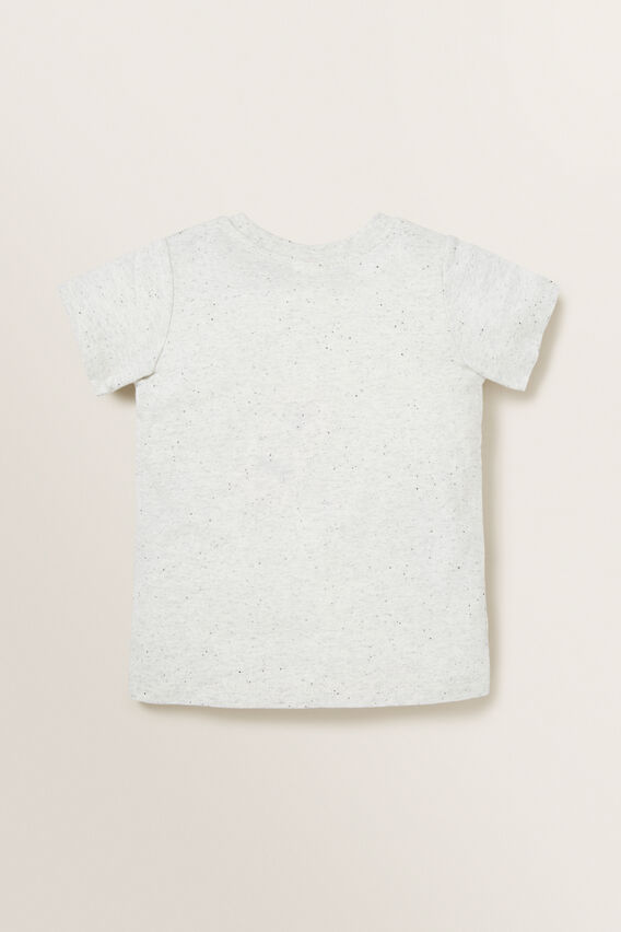 Parrot Tee  WHITE SPECKLE  hi-res