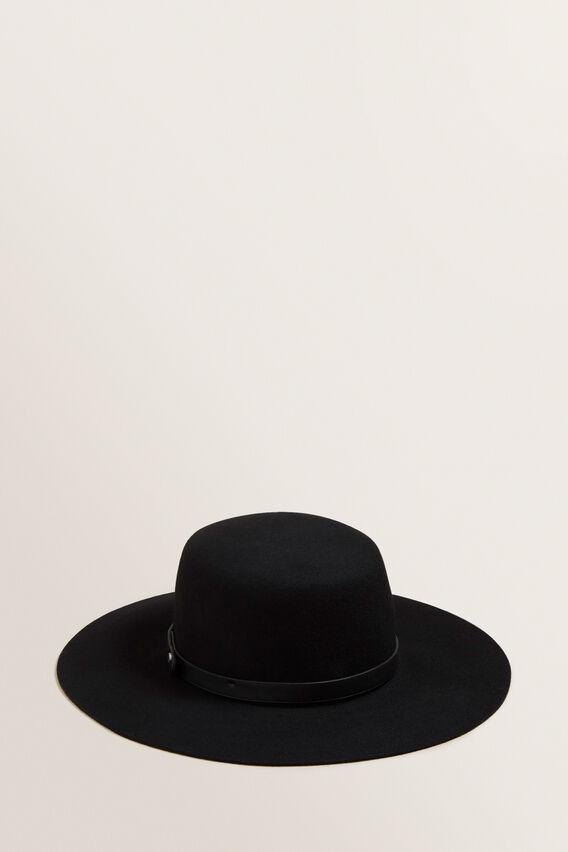 Floppy Hat  BLACK  hi-res