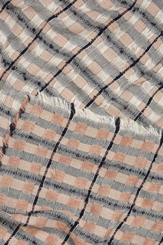 Textured Scarf  MULTI  hi-res