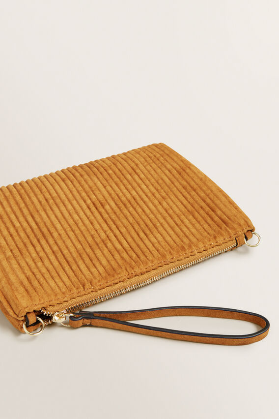 Pleat Pouch  SPICE  hi-res