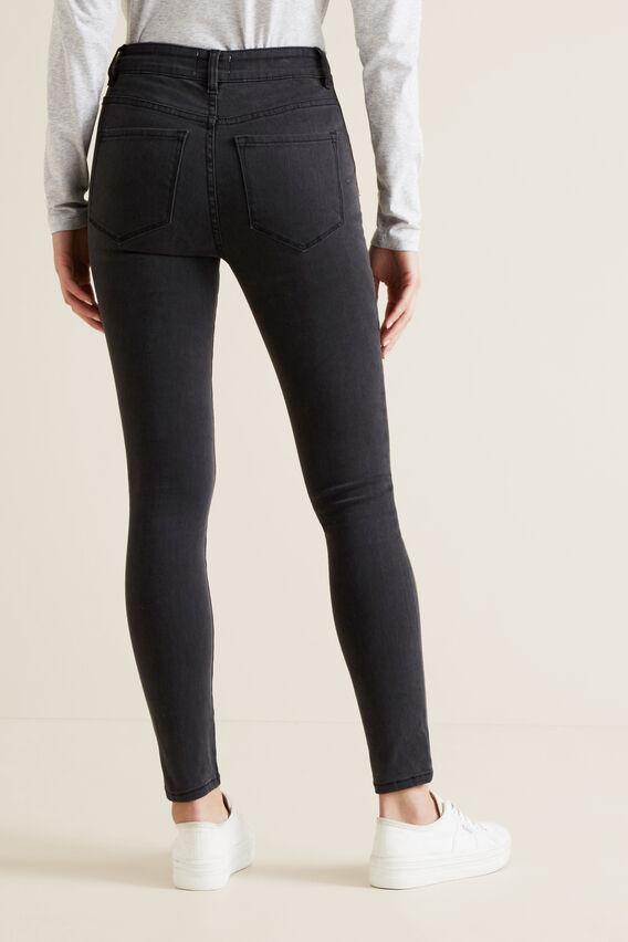 Core Skinny Jean  CHARCOAL DENIM  hi-res