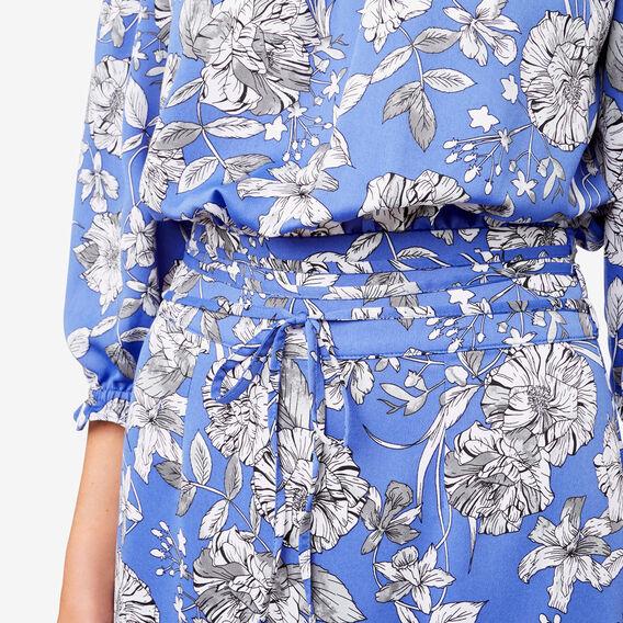 Floral Maxi Dress  BLUEBIRD FLORAL  hi-res