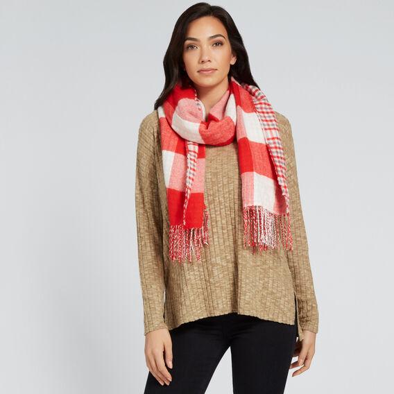 Reverse Knit Scarf  MULTI  hi-res
