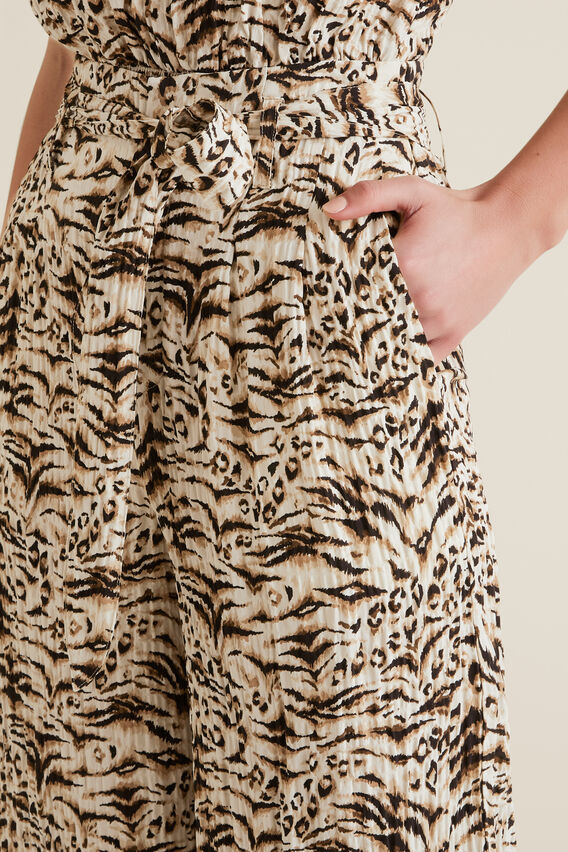 Resort Animal Pant  ANIMAL PRINT  hi-res