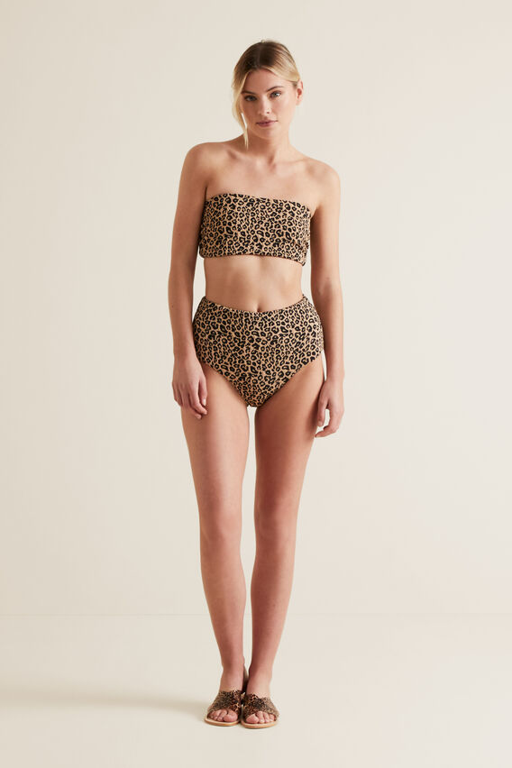 Leopard Two Piece  MINI ANIMAL  hi-res