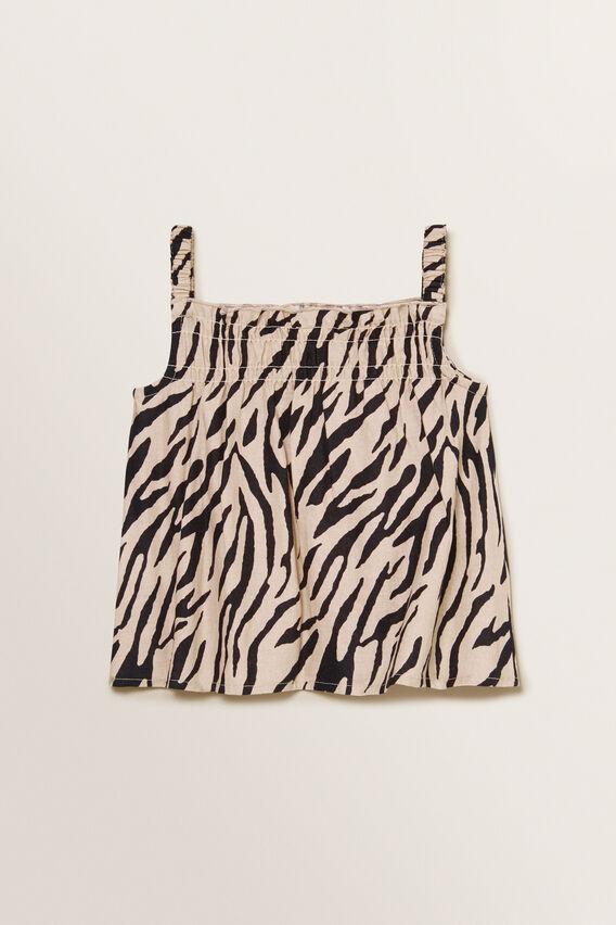 Zebra Top  ZEBRA  hi-res