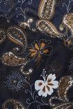 Pretty Paisley Scarf  BLUE IRIS  hi-res