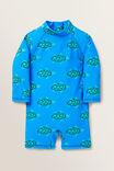 Turtle Rashie Suit, BLUE CRUSH, hi-res