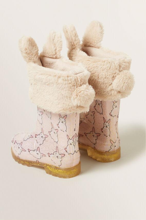 Gumboot Sock  LATTE  hi-res