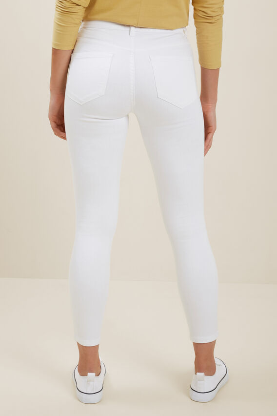 Core Skinny Jean  WHITE  hi-res