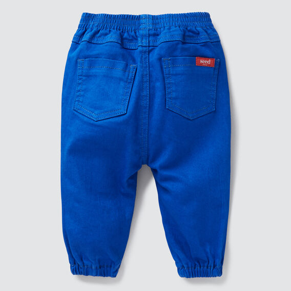 Coloured Denim Jean  BRIGHT COBALT  hi-res