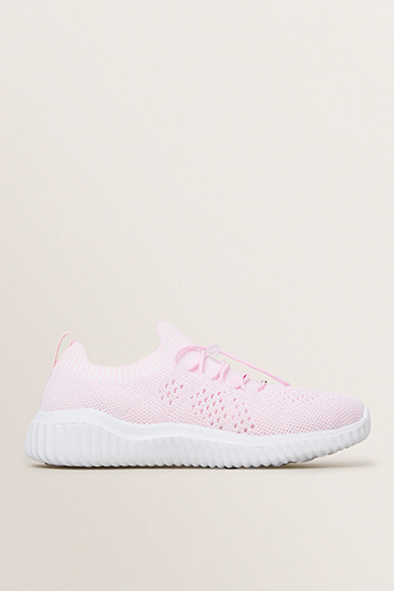 Knit Trainer  PINK  hi-res