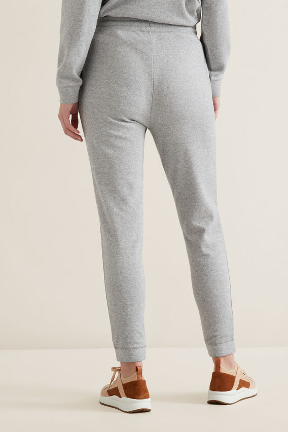 Soft Trackpant  MID GREY MARLE  hi-res