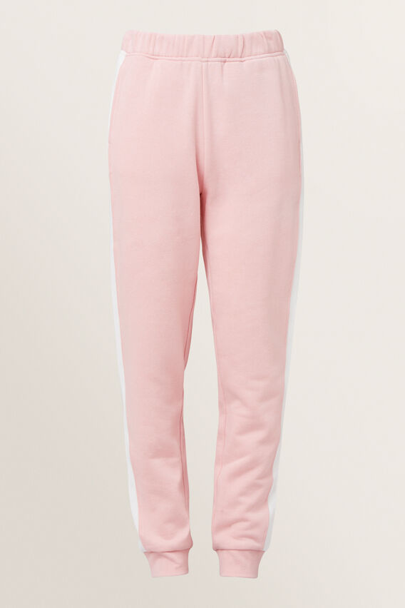 Panel Trackpant  CLAY PINK  hi-res