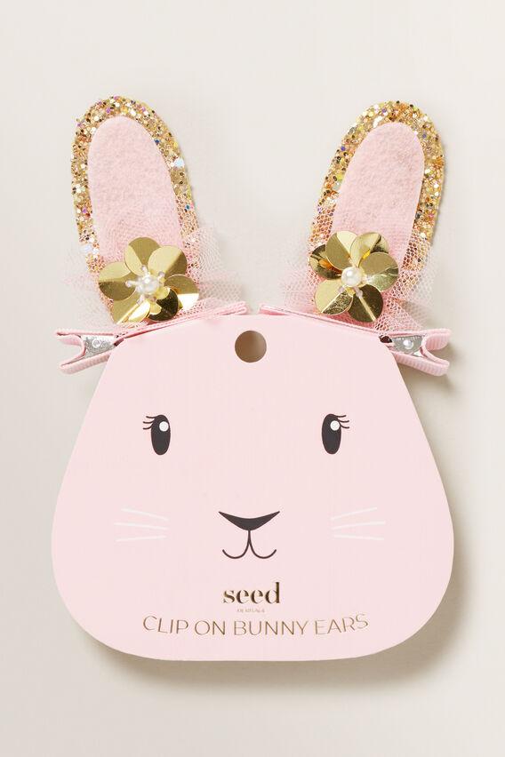 Bunny Ear Duck Clip  MULTI  hi-res