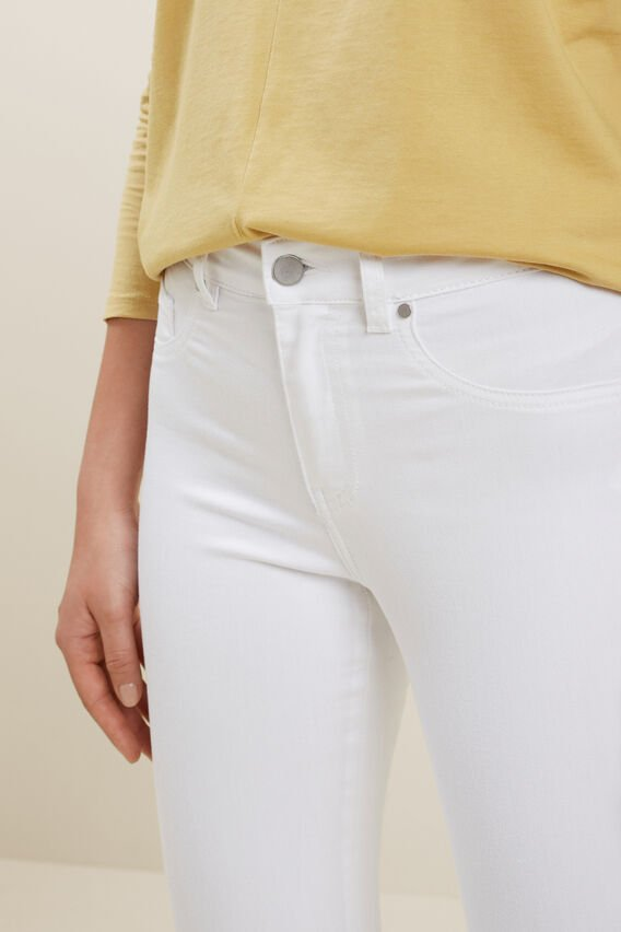 Core Skinny Jean  WHITE  hi-res