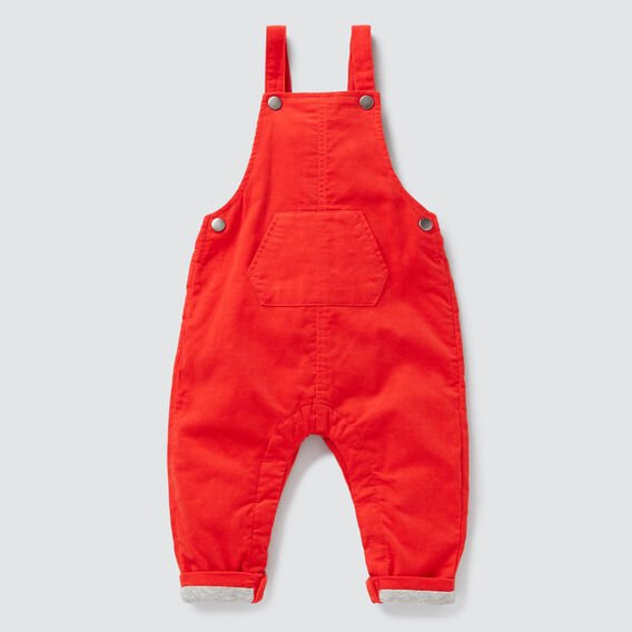 Cord Overall  FIRE ENGINE RED  hi-res