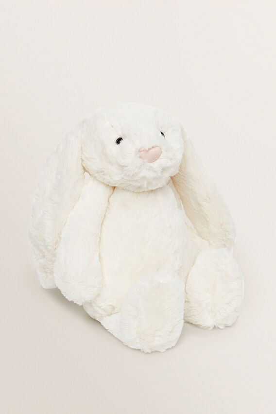 Jellycat Medium Bashful Bunny  CREAM  hi-res