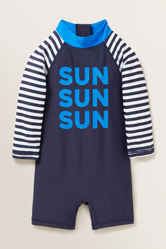 Sun Rashsuit  MIDNIGHT BLUE  hi-res